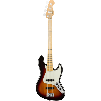 Bild på Fender Player Jazz Bass® Maple Fingerboard 3-Color Sunburst