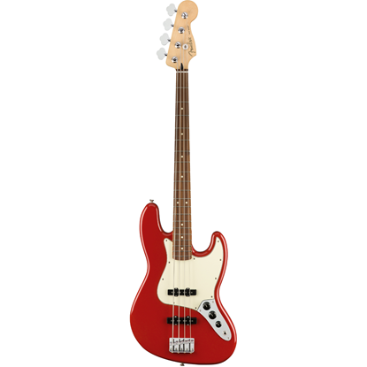 Bild på Fender Player Jazz Bass® Pau Ferro Fingerboard Sonic Red