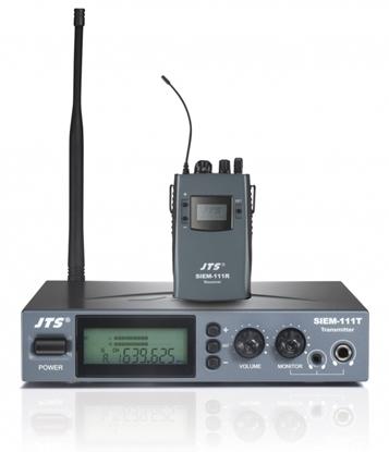 Bild på JTS INEAR SIEM-111T/111R  598-622 MHz
