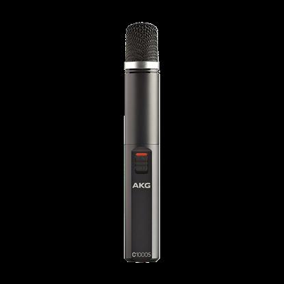 Bild på C1000S mk4, allround mikrofon, batteri/phantom, njure/hypernjure