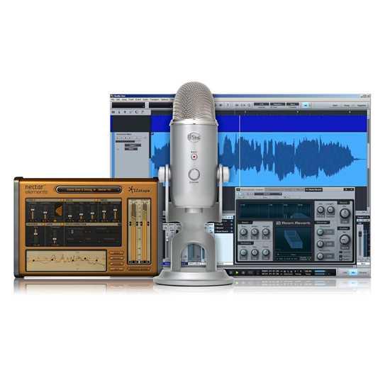 Bild på Blue Microphones Yeti Studio