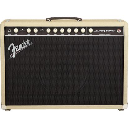 Bild på Fender Super Sonic 112 COMBO BLONDE 230V EUR e/Oxblood