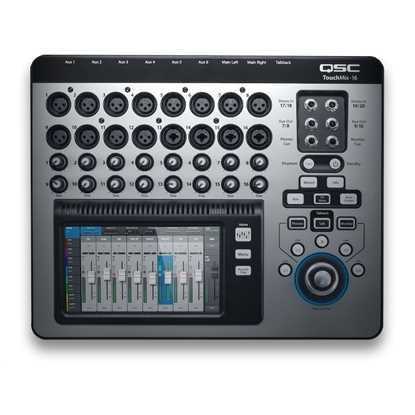 Bild på QSC TM16 TouchMix