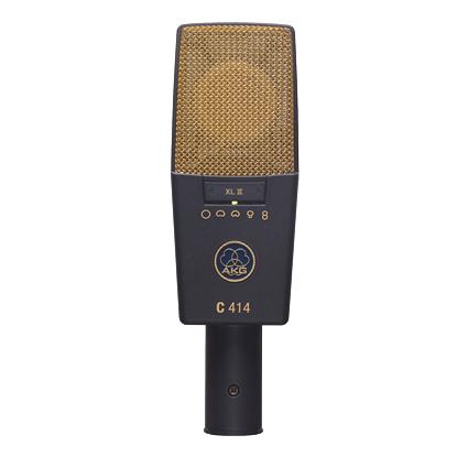 Bild på Mikrofon C414 XLII, 9 polar patterns, p