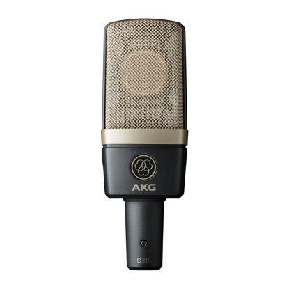 Bild på AKG C314 Multi Pattern Recording Microphone