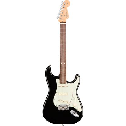 Bild på Fender American Professional Stratocaster® Rosewood Fingerboard Black Elgitarr