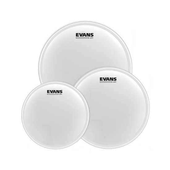 Bild på Evans ETP-UV1-F. Tom Pack UV1 Coated Fusion 10'', 12'', 14''