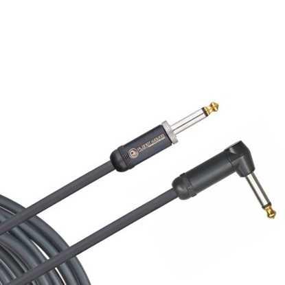 Bild på PW-AMSGRA-20. Instrumentkabel 6m. En rak och en vinklad kontakt.