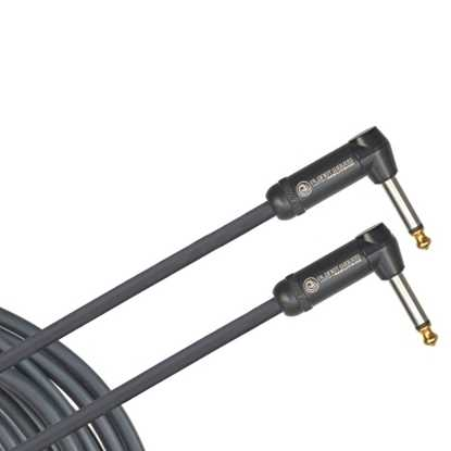 Bild på PW-AMSGRR-10. Instrumentkabel 3m. Vinklade kontakter.