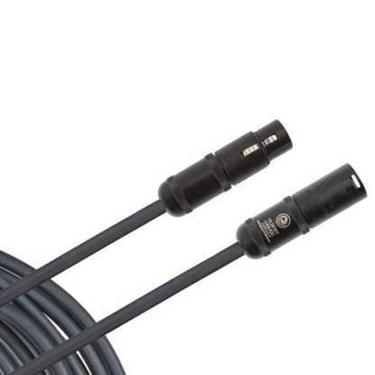Bild på PW-AMSM-25. Mikrofonkabel 7,5m. XLR-XLR.