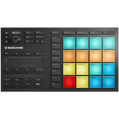Bild på Native Instruments Maschine Mikro mk3