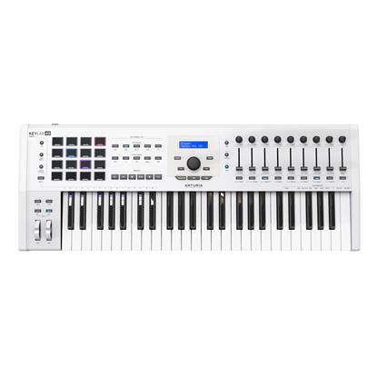 Bild på Arturia Keylab MKII 49 USB kontroller keyboard, vit