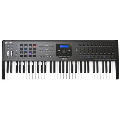 Bild på Arturia Keylab MKII 61 USB kontroller keyboard, svart