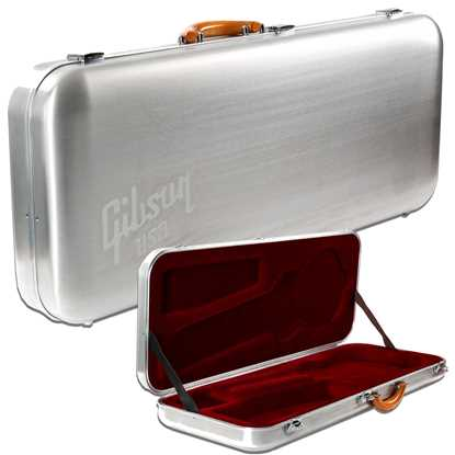 Bild på Gibson HP Les Paul Aluminum Case