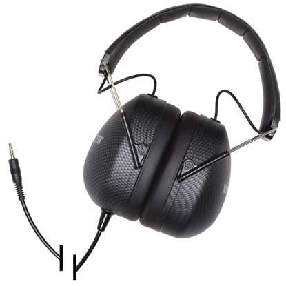 Bild på Vic Firth SIH2 Stereo Isolation Headphones V2