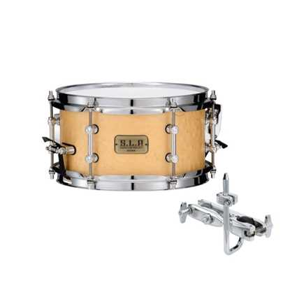"Bild på TAMA S.L.P. Ltd Figured Maple 10""x5,5"" - LFM1055M-MFM, Matte Figuered Maple finish."