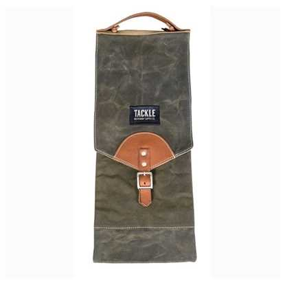 Bild på Tackle Waxed Canvas Compact Stick Case Forest Green