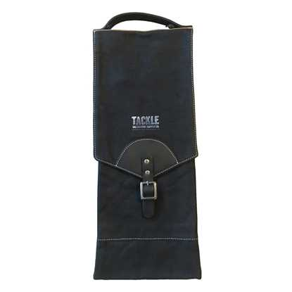 Bild på Tackle Waxed Canvas Compact Stick Case Black