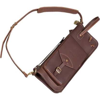 Bild på Tackle Leather Stick Case w/Patented Stick Stand - Brown