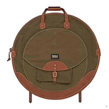 Bild på Tackle Backpack Cymbal Case - Forest Green 24