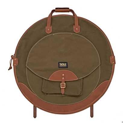 Bild på Tackle Backpack Cymbal Case - Forest Green 24