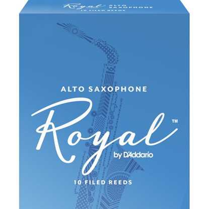 Bild på Rico Royal Alt-sax 10-pack