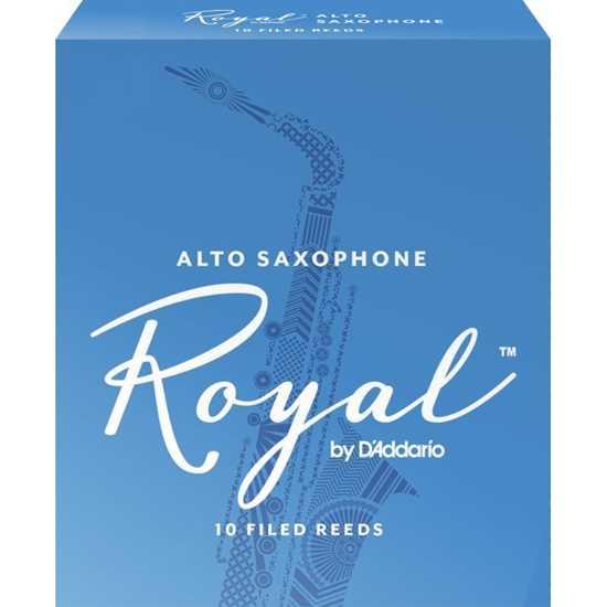 Bild på Rico Royal Alt-sax 10-pack