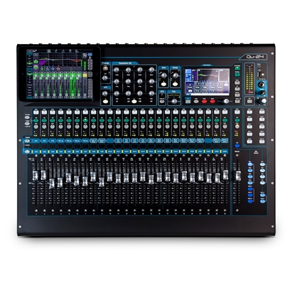 Bild på Allen & Heath QU-24-CHROME