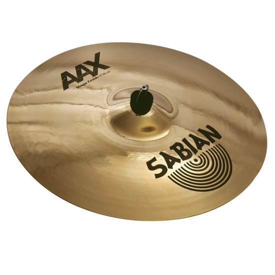 "Bild på Sabian AAX 18"" Stage Crash, Brilliant finish"