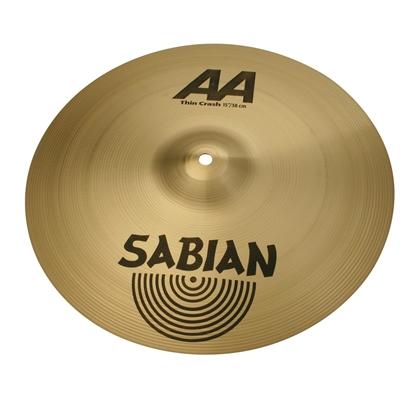 "Bild på Sabian AA 15"" Med. Thin Crash, Natur finish"