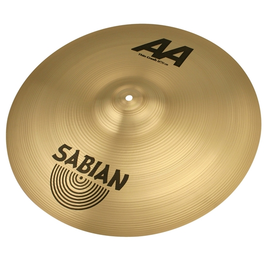 "Bild på Sabian AA 20"" Thin Crash, Natur finish"
