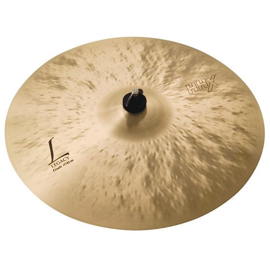 "Bild på Sabian HHX 17"" Legacy Crash, Natur finish"