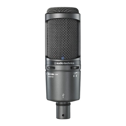 Bild på Audio Technica AT2020 USB+