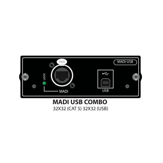 Bild på Soundcraft Si MADI/USB