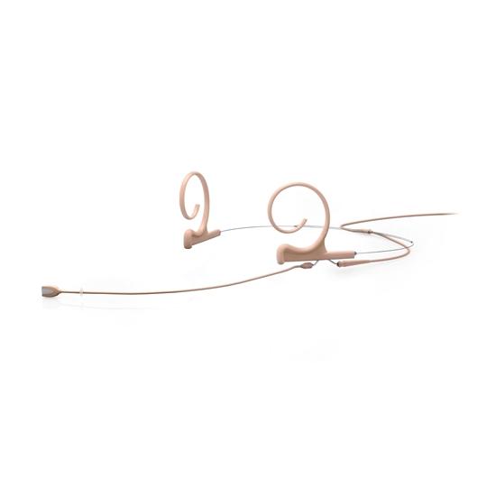 Bild på DPA dfine Slim 2-Ear Cardioid Beige 120 mm Boom