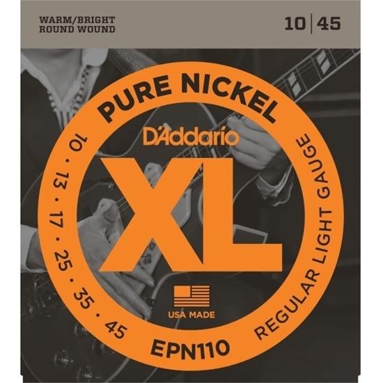 Bild på D'Addario Pure Nickel EPN110