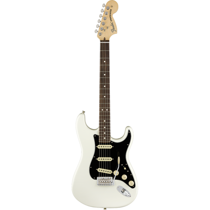 Fender American Performer Stratocaster® Rosewwod Fingerboard Arctic White