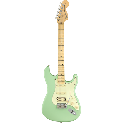 Fender American Performer Stratocaster® HSS Maple Fingerboard Satin Surf Gree