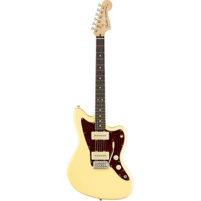 Fender American Performer Jazzmaster® Rosewood Fingerboard Satin Vintage White