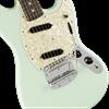 Fender American Performer Mustang® Rosewood Fingerboard Satin Sonic Blue