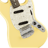 Fender American Performer Mustang® Rosewood Fingerboard Vintage White