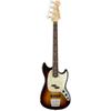 Fender American Performer Mustang® Bass Rosewood Fingerboard 3-Color Sunburst