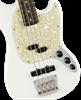 Fender American Performer Mustang® Bass Rosewood Fingerboard Arctic White