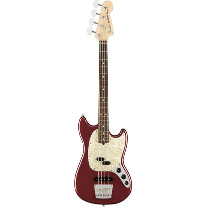Fender American Performer Mustang® Bass Rosewood Fingerboard Aubergine