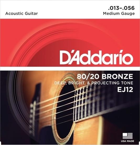 Bild på D'addario EJ12