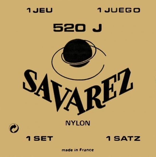 Bild på Savarez 520J (GUL)