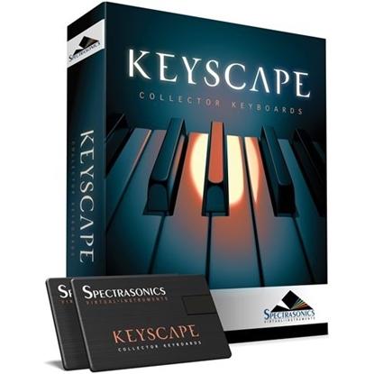 Bild på Spectrasonics Keyscape