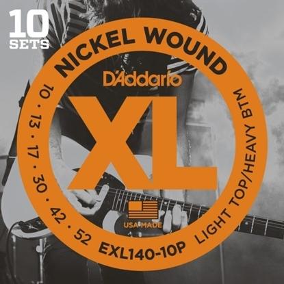 Bild på D'Addario EXL140-10Pack