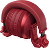 Pioneer HDJ-X5BT Red
