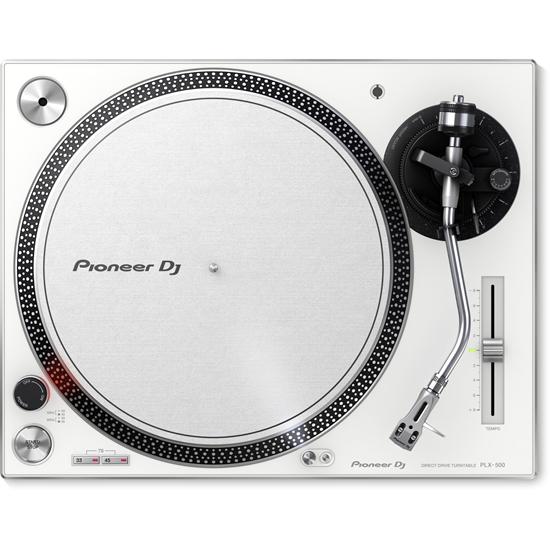 Pioneer PLX-500 White